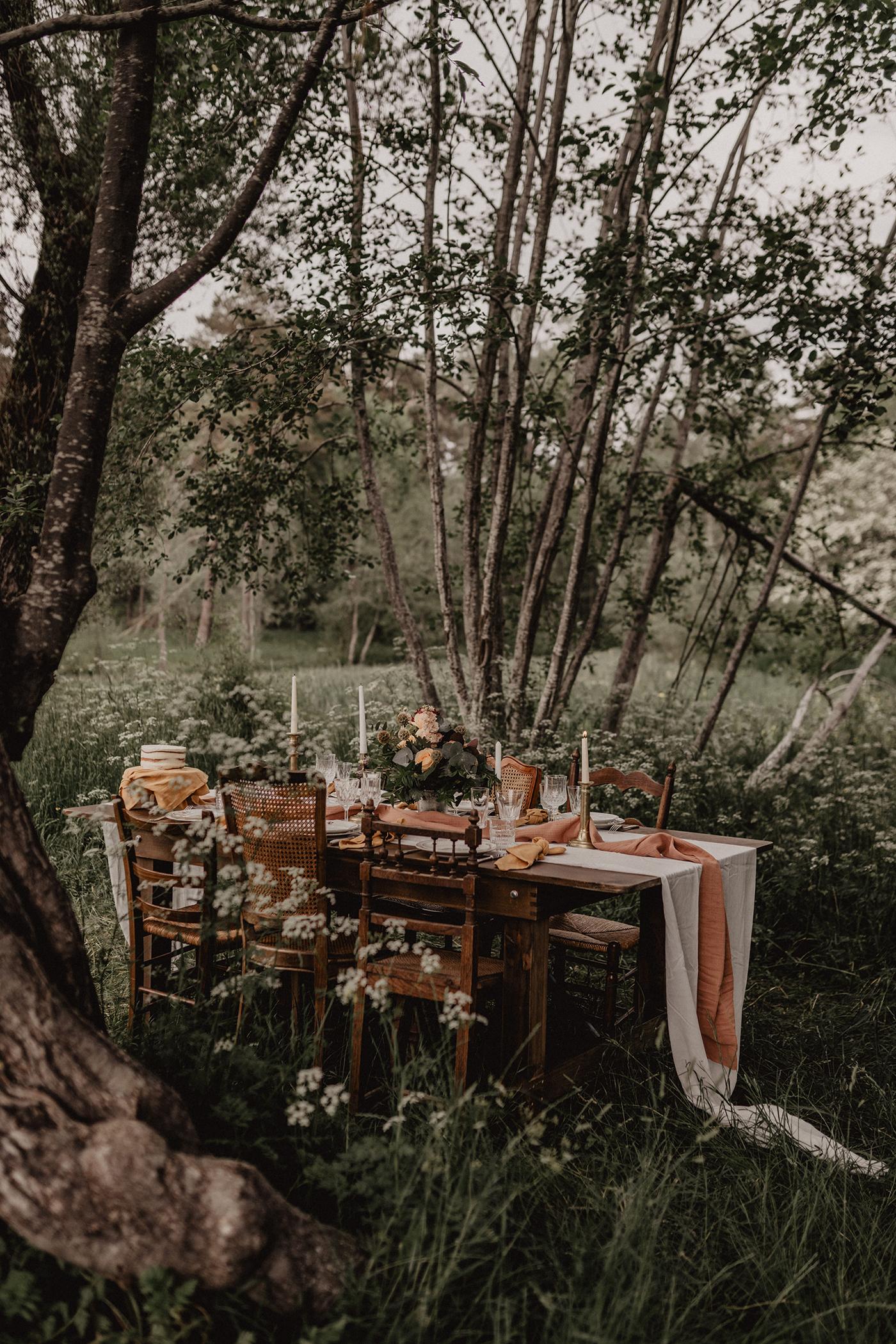 decoration mariage champetre