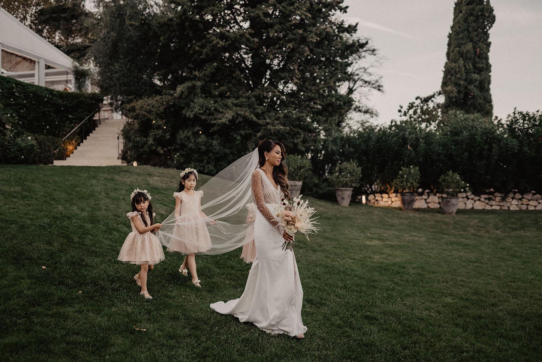 mariage boheme en provence